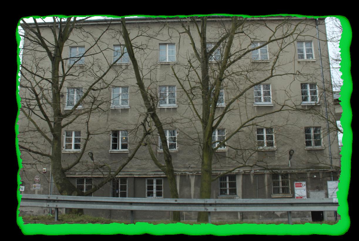 widok od ul.Gdańskiej z przystanku tramwajowego Energetyków (pod Trasą Zamkową)